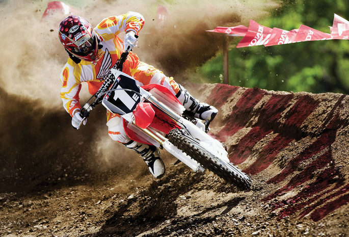 Ashley Fiolek the fastest woman in Motocross is deaf